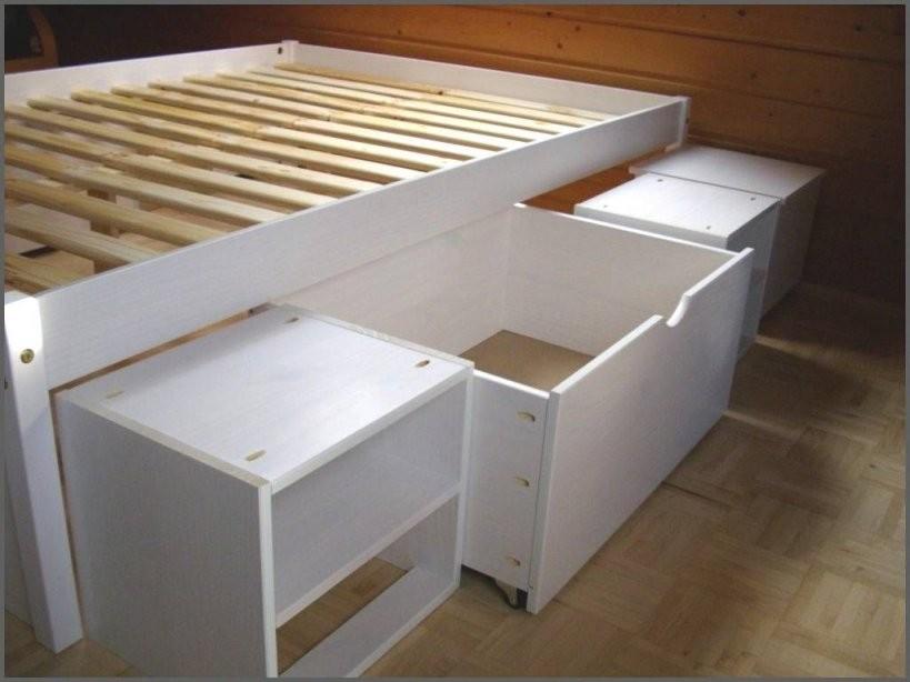 Diy Ikea Hack Plattform Bett Selber Bauen Aus Kommoden Von Diy Bett von Plattform Bett Selber Bauen Photo