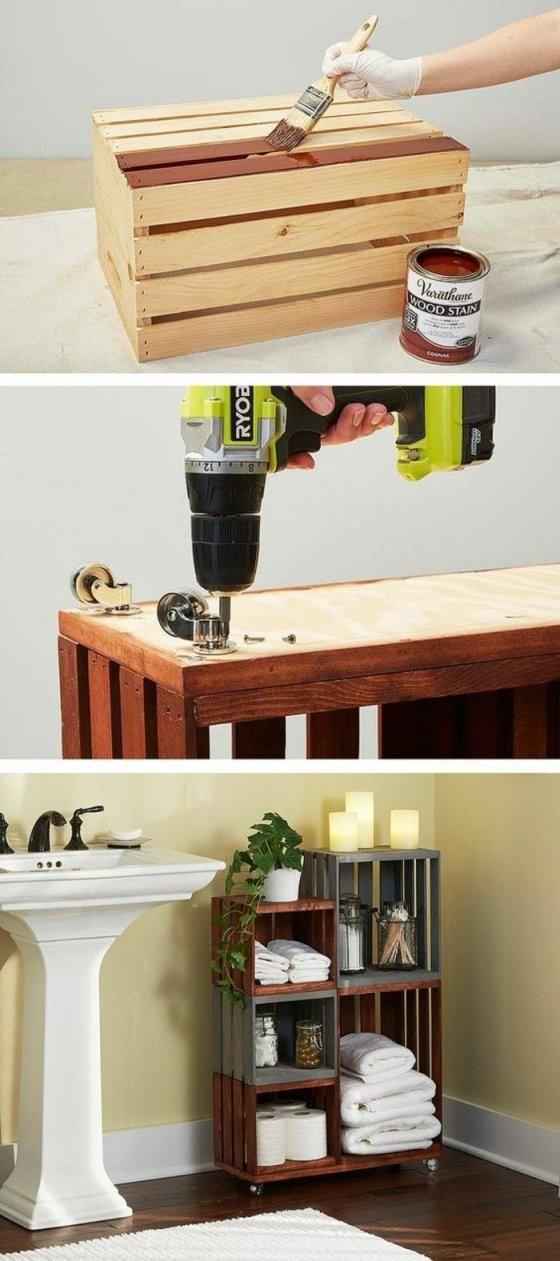 Diy Möbel Ideen Und Vorschläge Die Sie Inspirieren Können  Diy von Regal Selber Bauen Ideen Bild