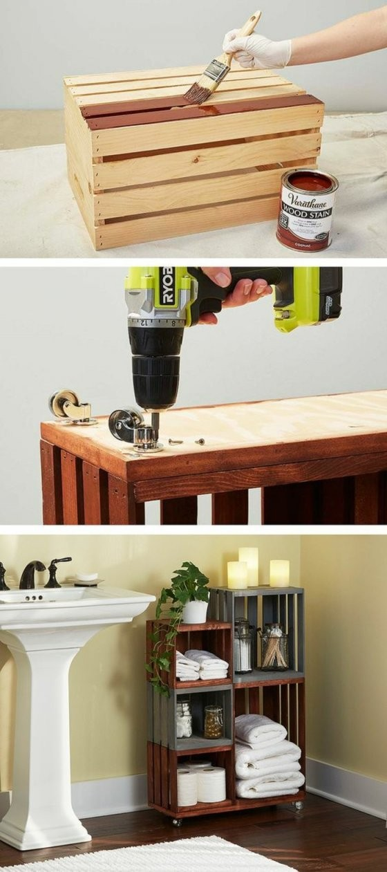 Diy Möbel Ideen Und Vorschläge Die Sie Inspirieren Können von Günstige Wohnideen Zum Selber Machen Bild