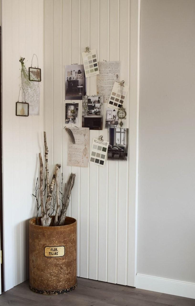 Diy Wandverkleidung Aus Holz  Eclectic Hamilton von Wandvertäfelung Holz Selber Machen Photo