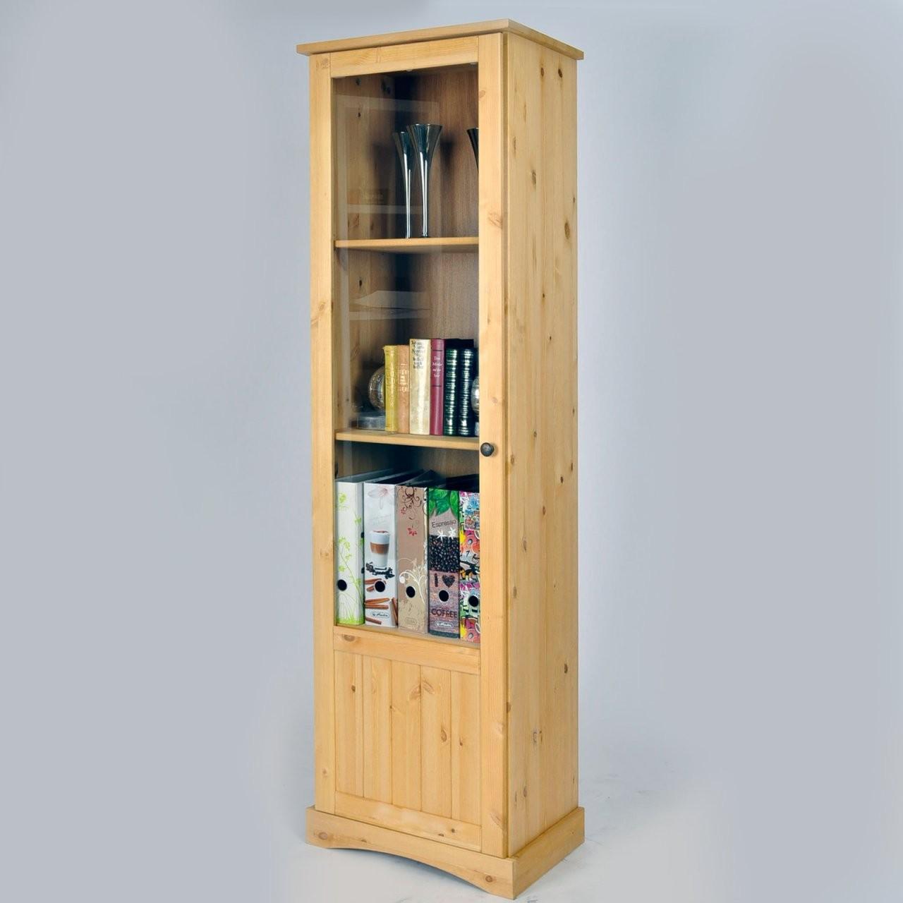 Dkwohnen  Online Möbelshop Bis Zu 70% Günstiger Kostenloser von Vitrine Kiefer Gelaugt Geölt Bild