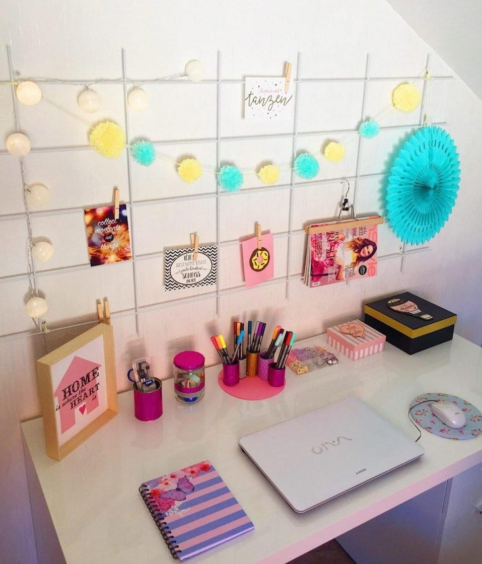 Drei Sommerliche Diy Und Deko Ideen Mit Pompons Selber Machen  Büro von Zimmer Deko Ideen Selber Machen Photo