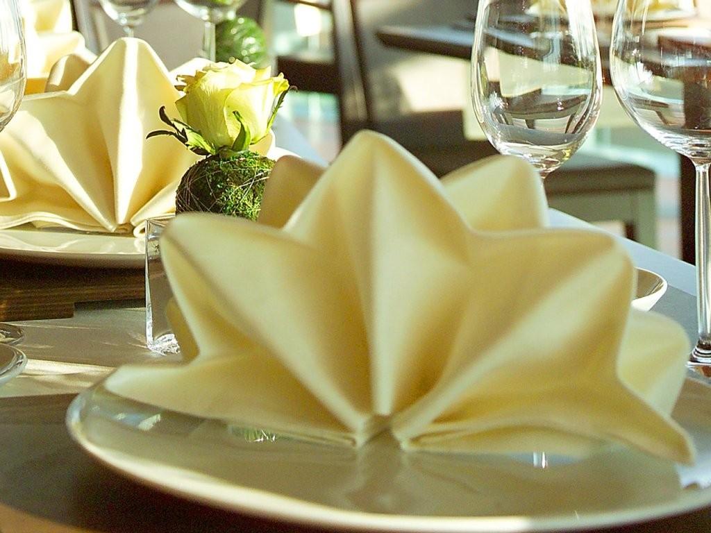 Duni Servietten Luxury Fotografie Servietten Falten Zu Jedem Anlass von Duni Servietten Falten Anleitung Bild