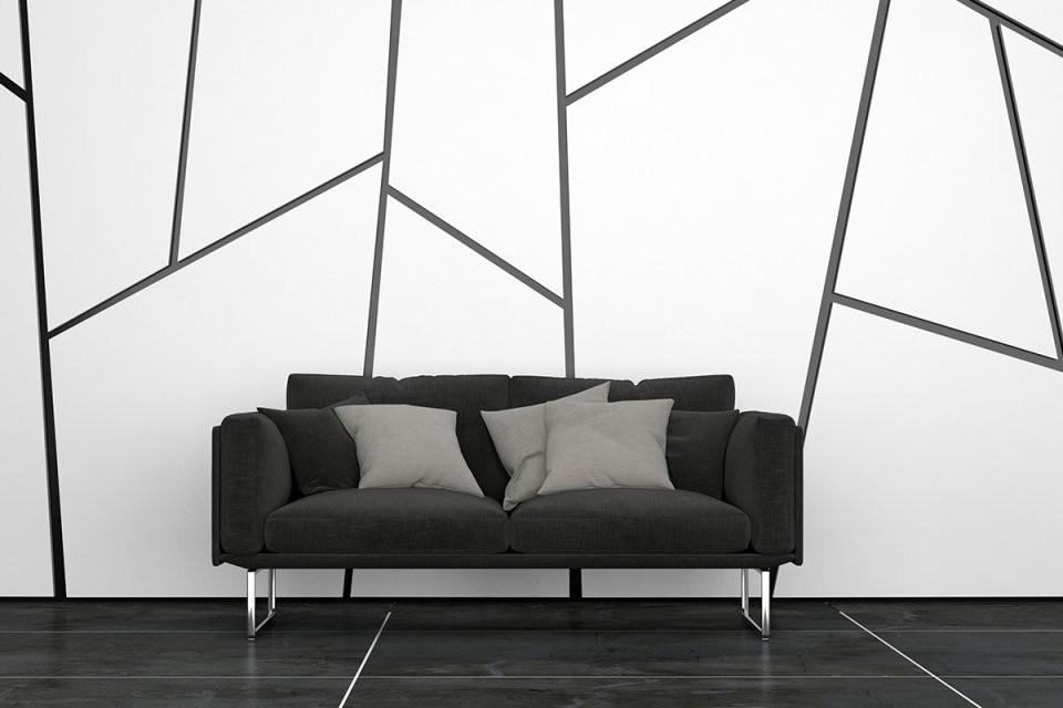 Dunkle Möbel – Welche Wandfarbe Passt Dazu  Zuhause Bei Sam® von Wandfarbe Zu Dunklen Möbeln Photo