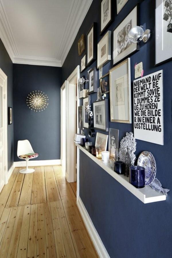 Dunkle Wandfarbe Als Raumgestaltung  Tipps Für Ein Perfektes Ambiente von Wandfarbe Zu Dunklen Möbeln Photo