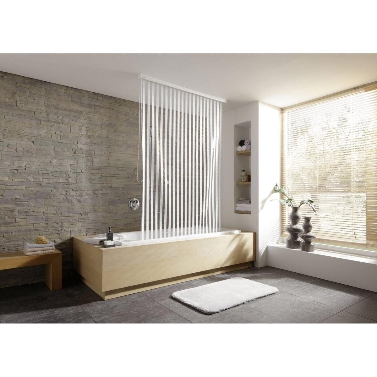 Duschstange Online Kaufen Bei Obi von Duschvorhang Mit Stange Für Badewanne Photo