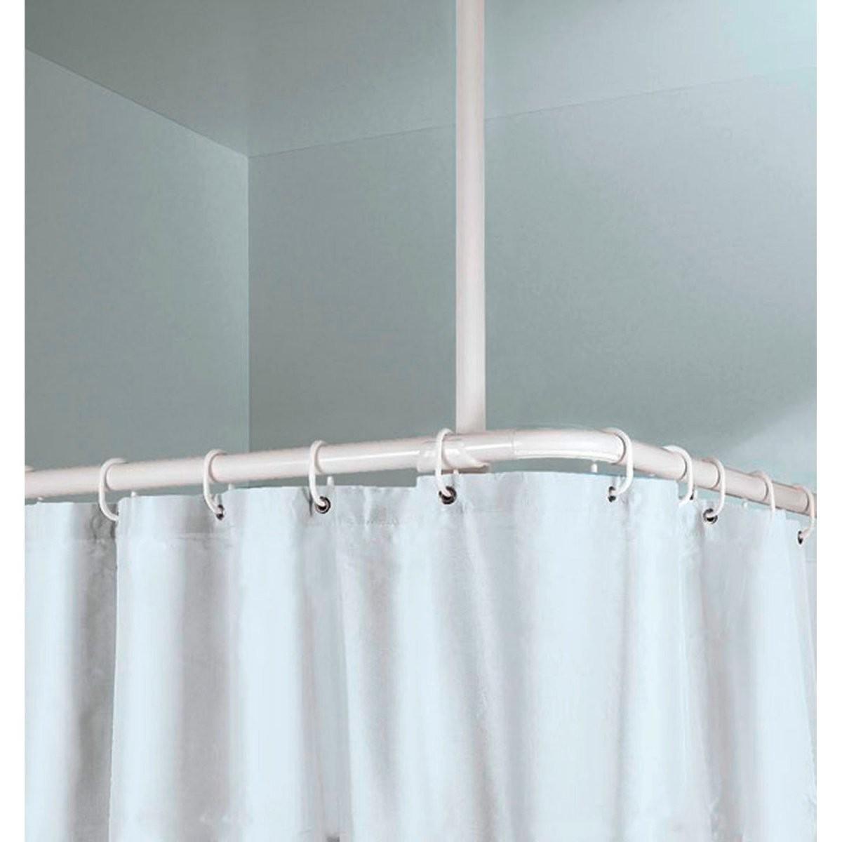 Duschstange Online Kaufen Bei Obi von Duschvorhangstange Badewanne L Form Bild
