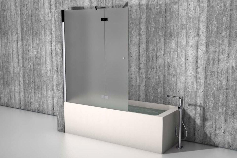 Duschwand Badewanne Nach Maß von Duschwand Glas Für Badewanne Photo