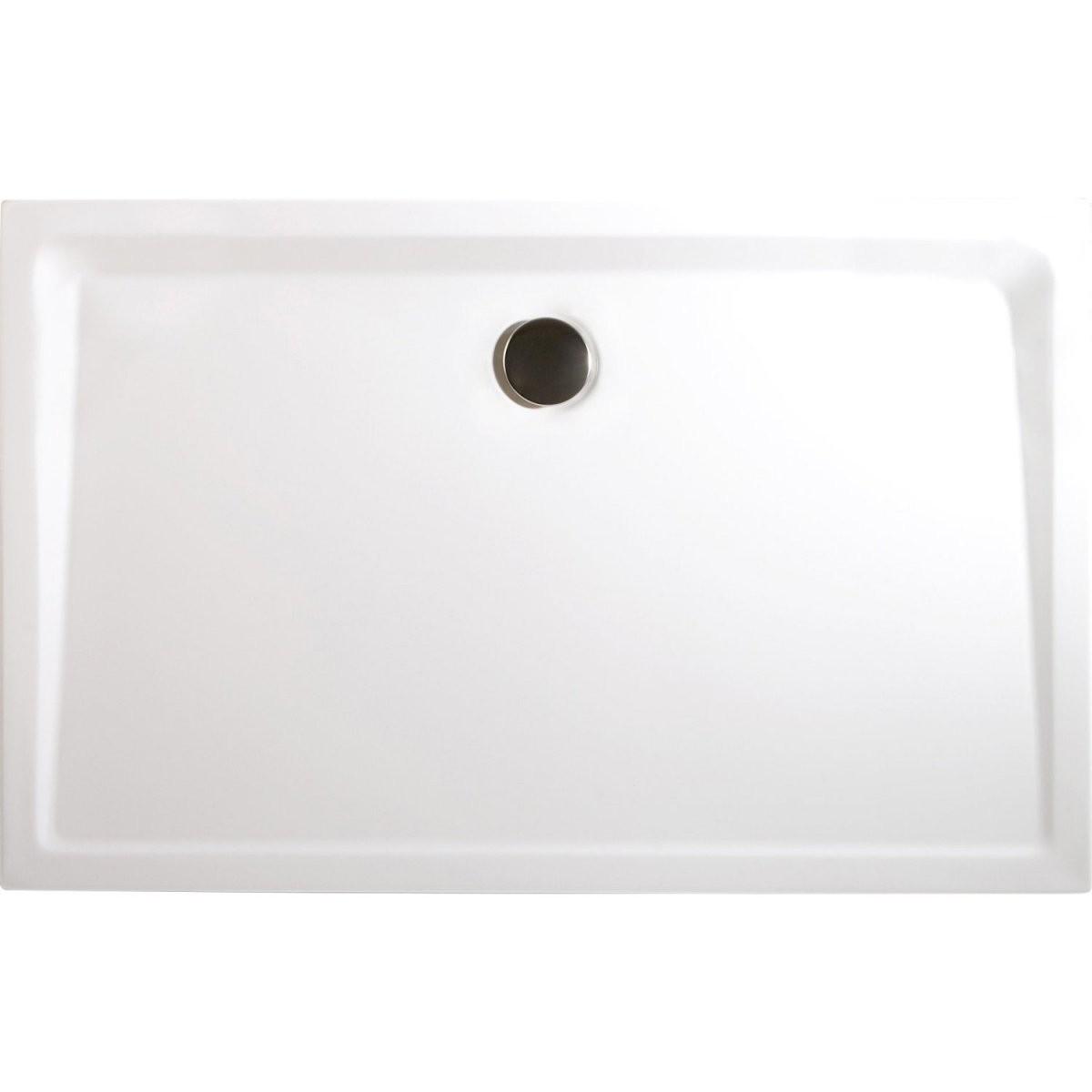 Duschwanne Online Kaufen Bei Obi von Duschwanne 80 X 100 Stahl Bild