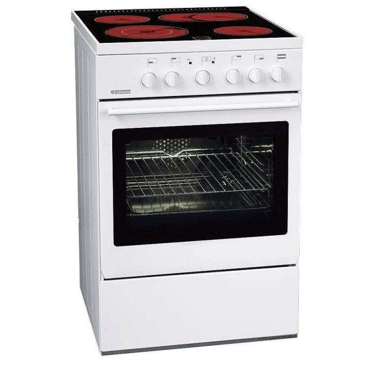 ᐅ Elektrostandherd Oranier Dc 1935 ↔ 55 Cm → Bei Kochtechnik von Elektroherd 50 Cm Breit Bild