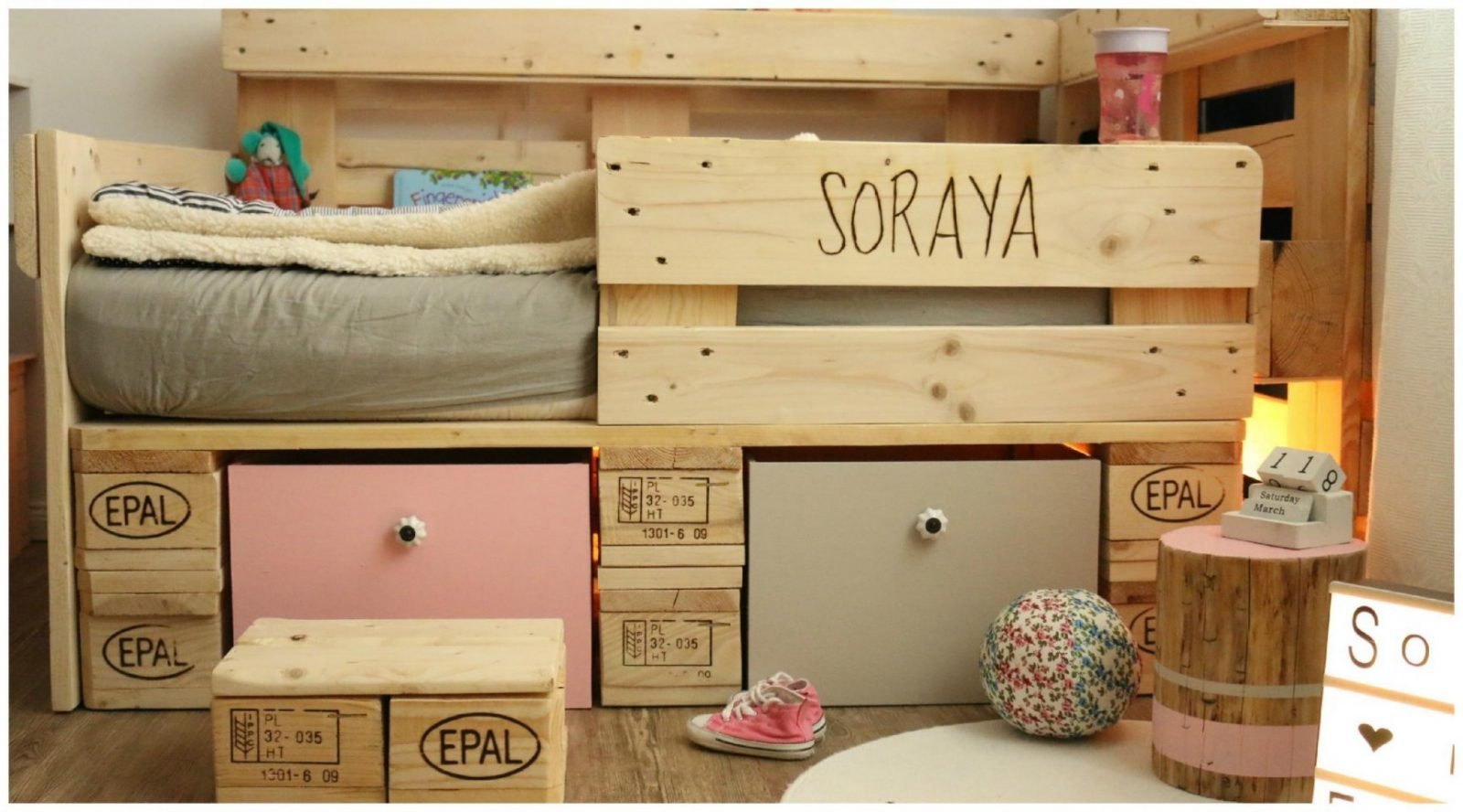 ᐅᐅ Kinderzimmer Diy  Deko Selber Machen  Einrichten  Gestalten von Deko Ideen Babyzimmer Selber Machen Bild