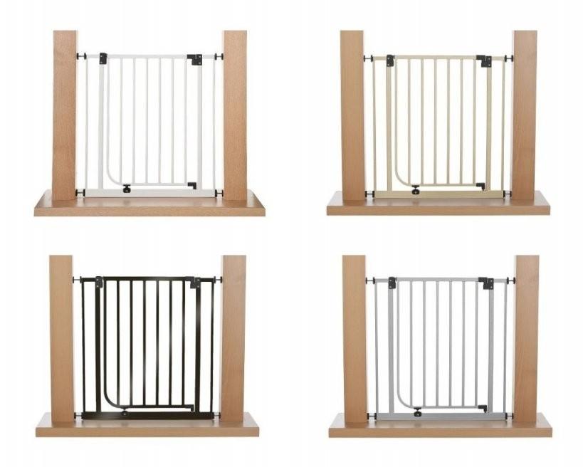 √ Impag Türschutzgitter Erfahrungen  Impag Treppenschutzgitter Test √ von Kindersicherung Treppe Ohne Bohren Bild