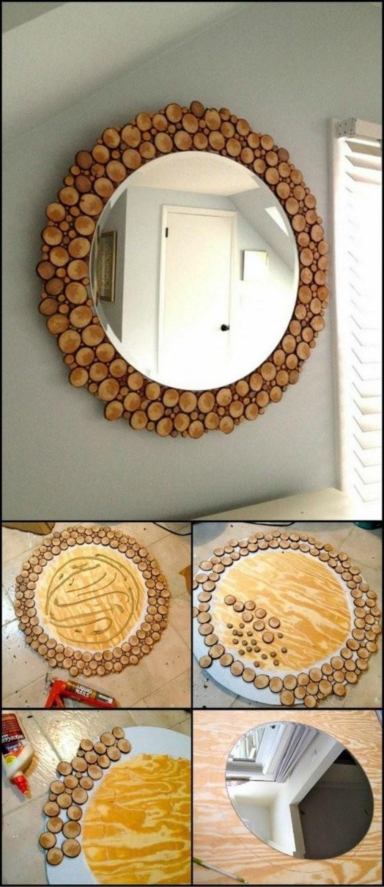 ▷ 1001 + Ideen Wie Sie Eine Kreative Wanddeko Selber Machen von Haus Dekoration Selber Machen Photo