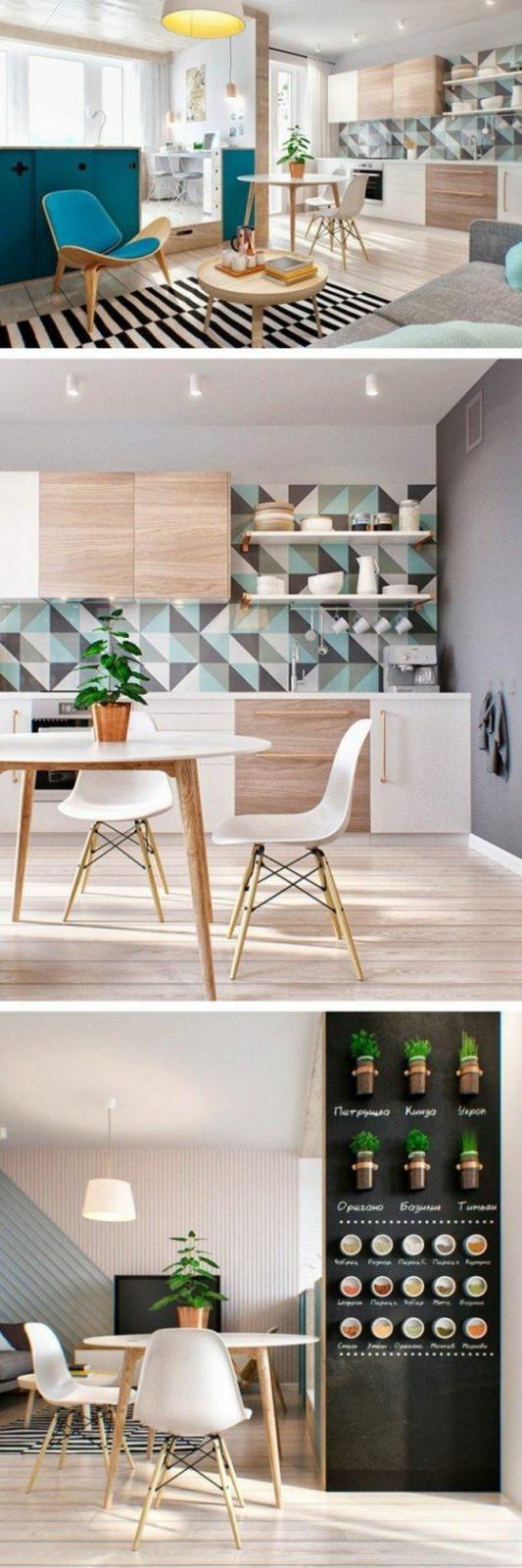▷ 1001+ Wunderschöne Ideen Wie Sie Ihre Küche Dekorieren Können von Deko Ideen Küche Wand Bild