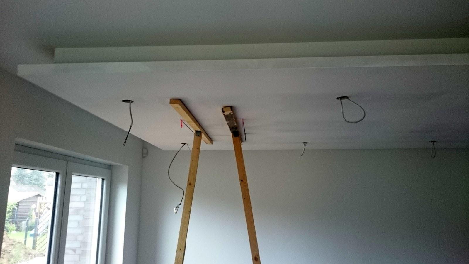 ▷ Abgehängte Decke Mit Indirekter Beleuchtung (Lichtvouten) von Indirekte Beleuchtung Selber Bauen Wand Photo
