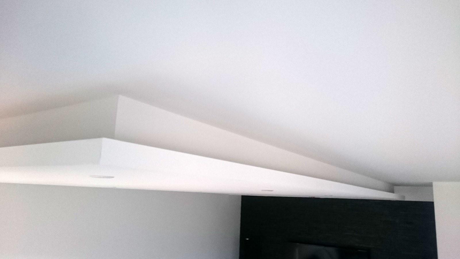 ▷ Abgehängte Decke Mit Indirekter Beleuchtung (Lichtvouten) von Rigips Decke Indirekte Beleuchtung Photo