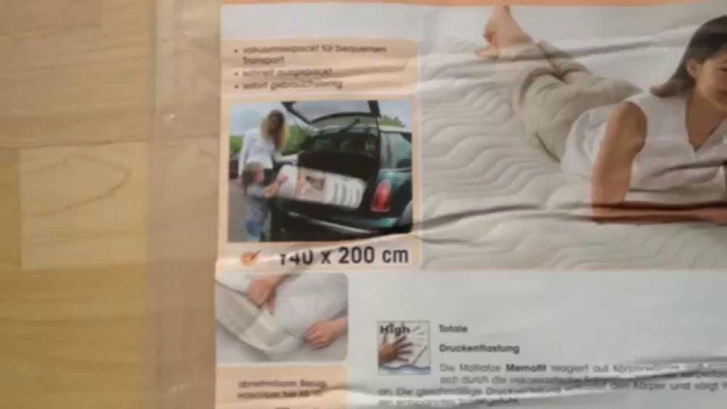 ▷ Aldi Matratzen Von Dormia Im Test 2018 (Mit Flextubes Modell) von Dormia Qualitäts Matratze Supercomfort 140 Test Bild