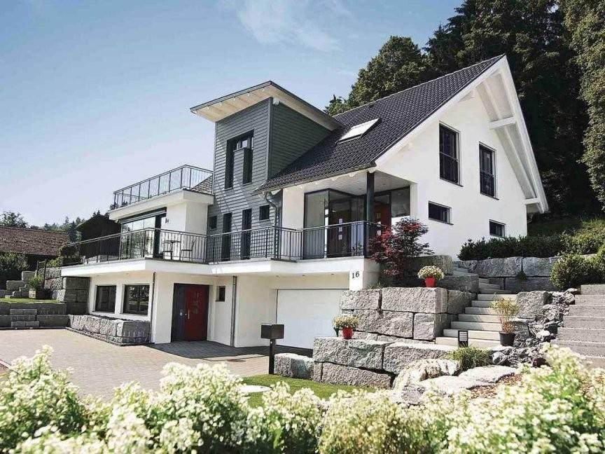 ▷ Einfamilienhaus Mit Hanglage – Weberhaus von Einfamilienhaus Am Hang Grundrisse Bild