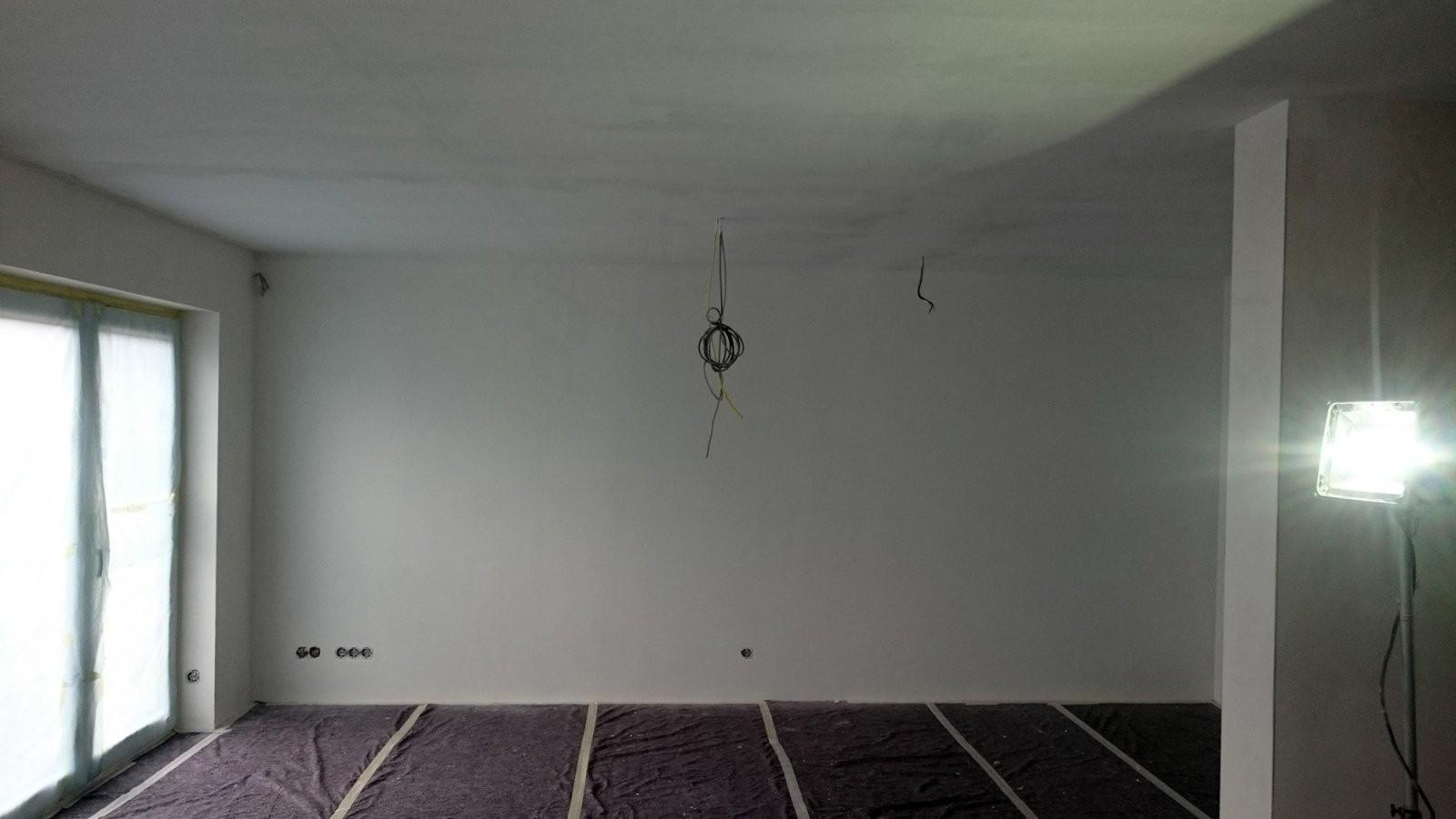 ▷ Malerarbeiten Malervlies Kleben Und Streichen In Eigenleistung von Wände Streichen Ohne Tapete Bild