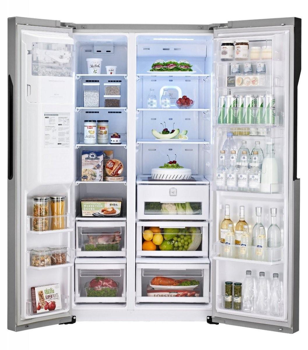 ✨ Sidebyside Kühlschränke Test 072019 Testsieger Unter 52500Euro von Kühl Gefrierkombination Mit 0 Grad Zone Bild