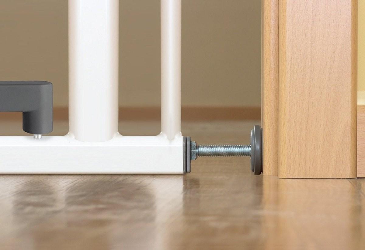 ➀ Kindersicherung  Treppenschutzgitter Und Türschutzgitter Ohne Bohren von Kindersicherung Treppe Ohne Bohren Photo