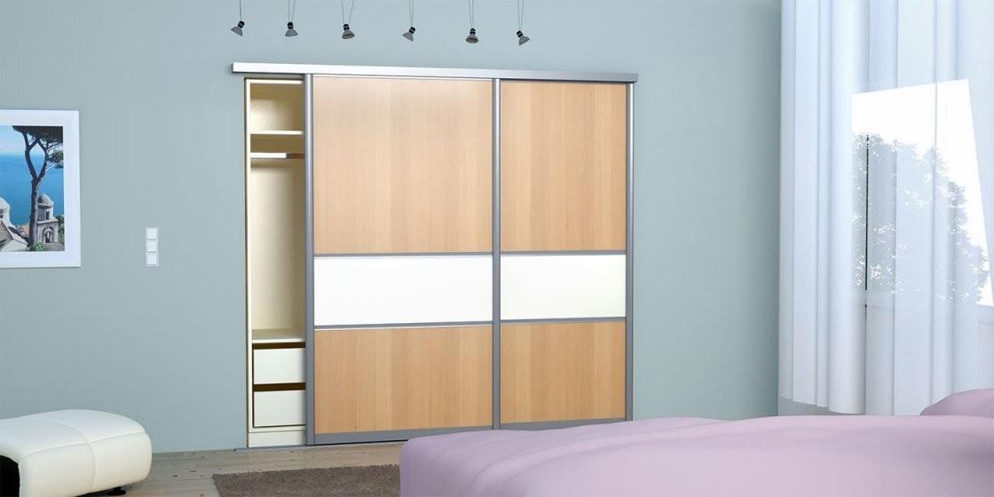 Easy Closets Schiebetüren Selber Bauen von Kleiderschrank Schiebetüren Selber Bauen Bild