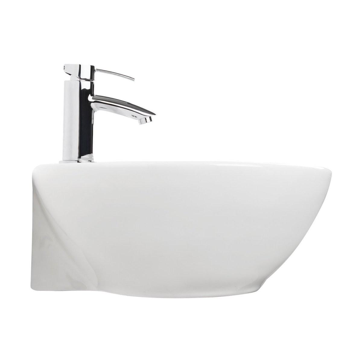 Eckhandwaschbecken Dropino 35 Cm Kaufen Bei Obi von Waschbecken Tiefe 35 Cm Bild