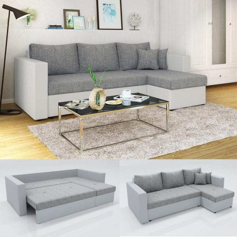 Ecksofa Mit Schlaffunktion Sofa Couch Schlafsofa  Real von Kleine Polsterecke Mit Schlaffunktion Photo