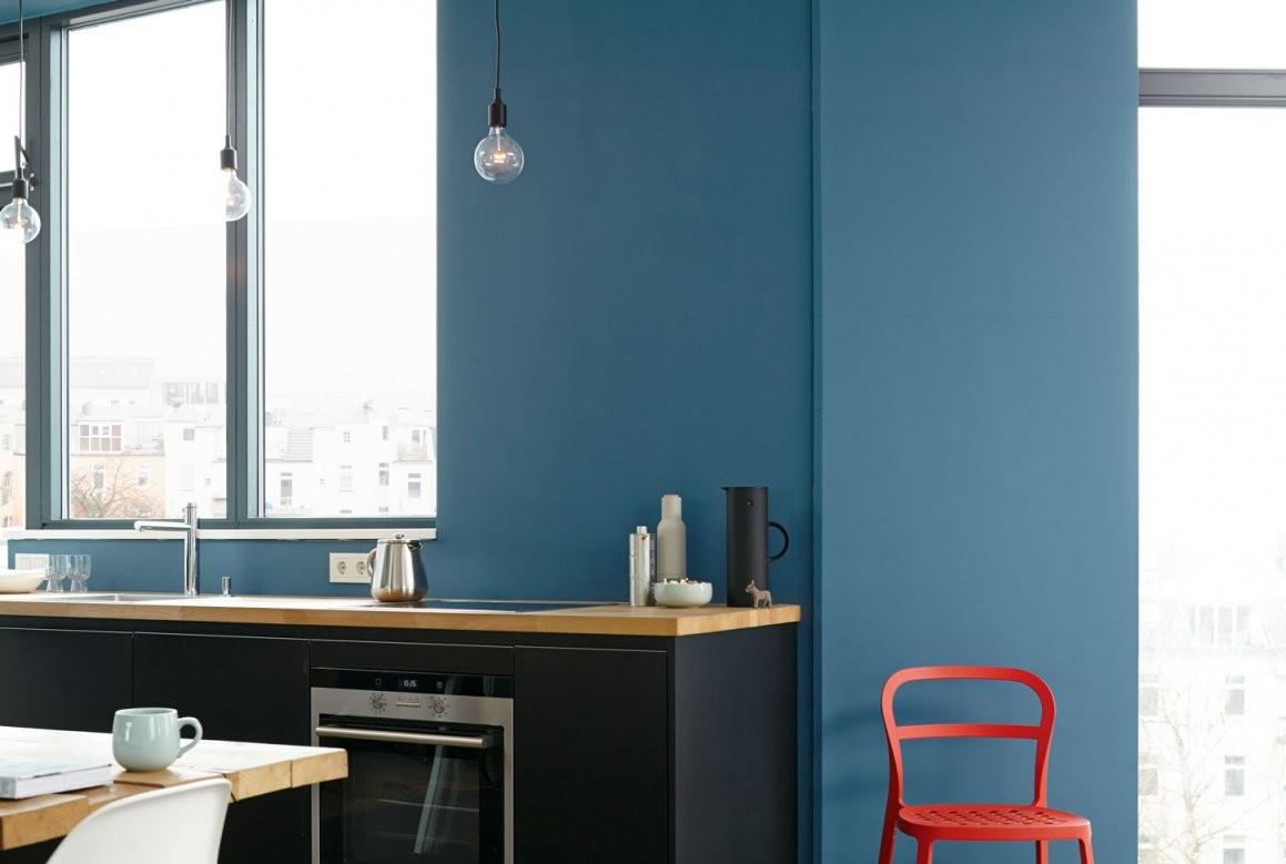 Edelmatte Wandfarben In Blau  Alpina Feine Farben von Alpina Ruhe Des Nordens Photo