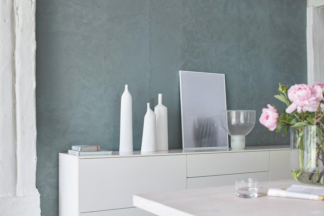 Effektfarbe Kreativ Wandfarbe Beton Alpina Farbrezepte Betonoptik von Möbel In Betonoptik Streichen Bild