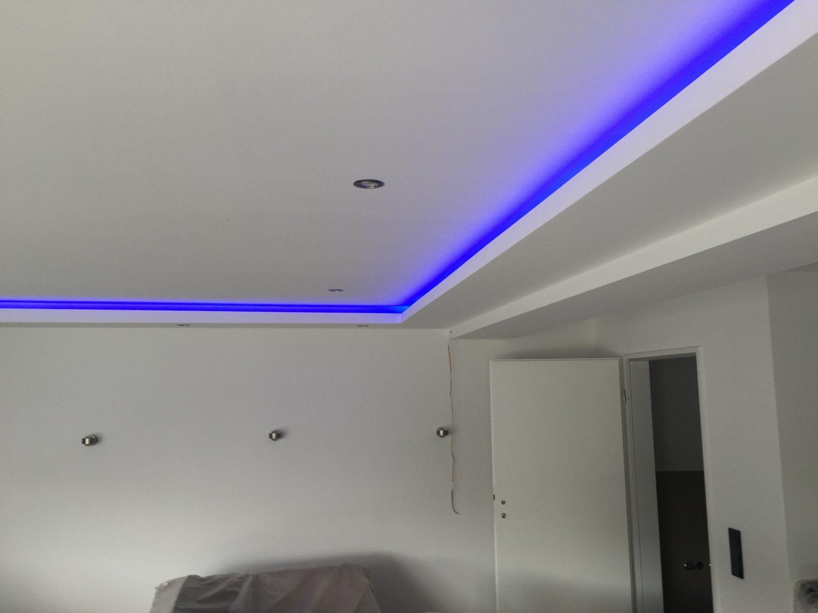 Ehrfürchtig Abgehängte Decke Beleuchtung Selber Bauen  Home Image Ideen von Abgehängte Decke Selber Bauen Bild