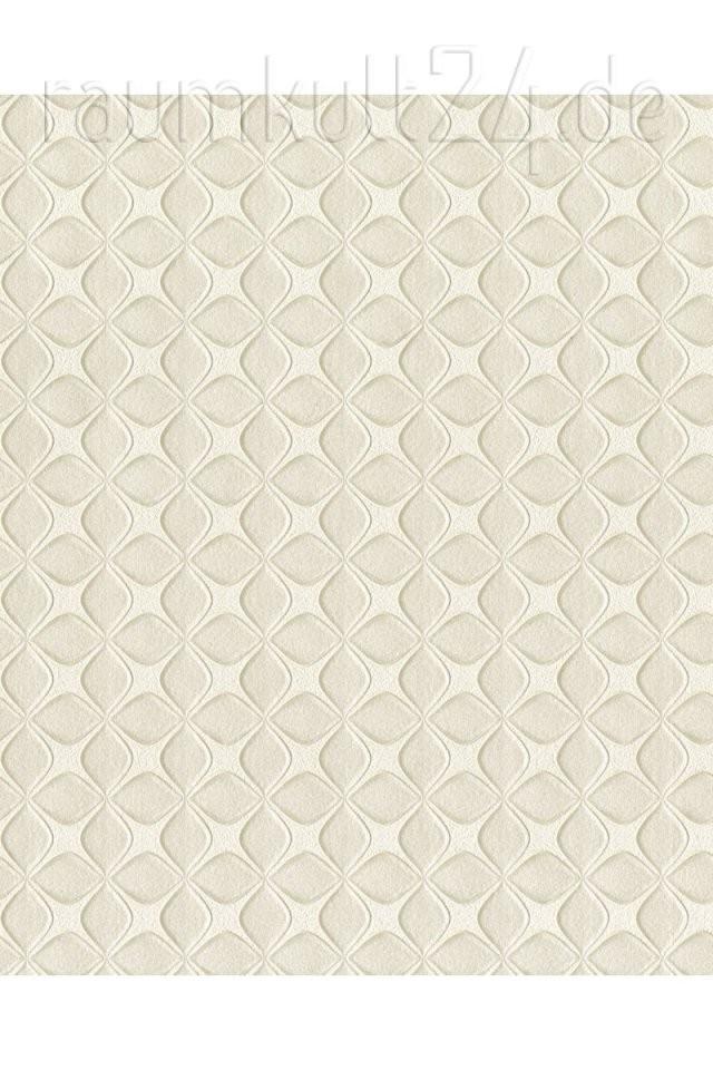 Eijffinger Vliestapete Reunited 372547  Elegante Struktur  Weiß von Vliestapete Weiß Mit Struktur Bild