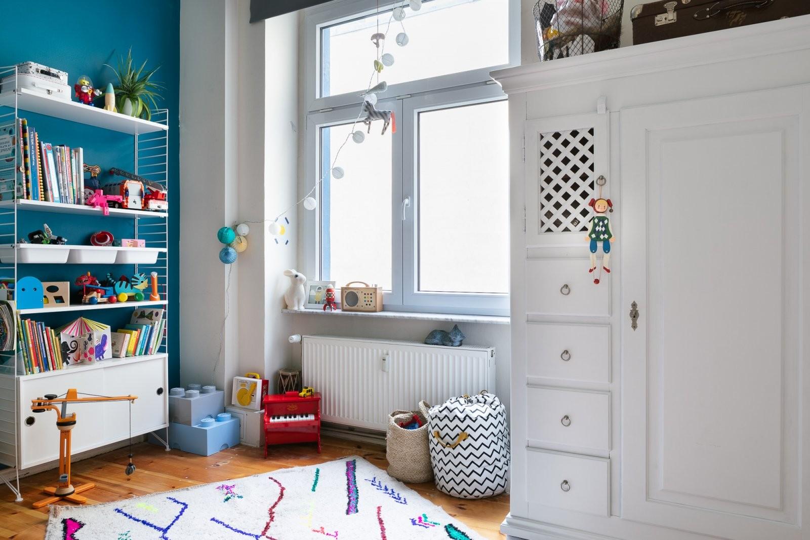 Ein (Kleines) Zimmer Für Zwei Kinder  Littleyears von Kleines Kinderzimmer Für Zwei Einrichten Bild