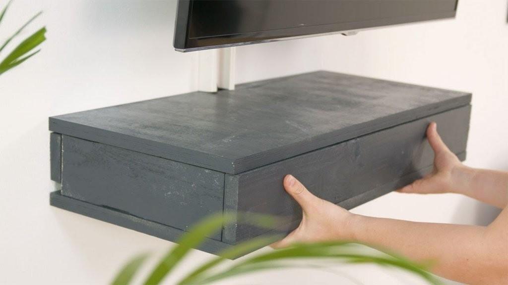 Ein Tvboard Selbst Bauen Die Stylische Ergänzung Für Den Fernseher von Tv Board Selber Bauen Photo