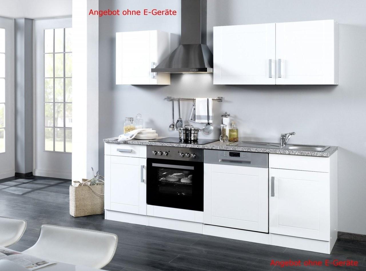 Einbauküchen Mehr Als 10000 Angebote Fotos Preise ✓  Seite 38 von Küchenzeile 220 Cm Ohne Geräte Bild