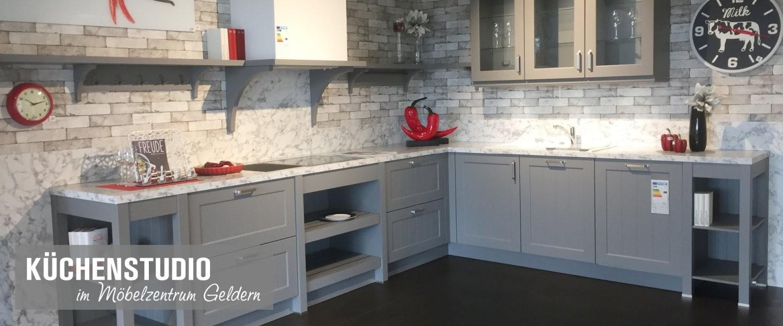 Einbauküchen Online Kaufen  Küchenstudio Geldern  Möbelzentrum von Küche L Form Günstig Kaufen Bild