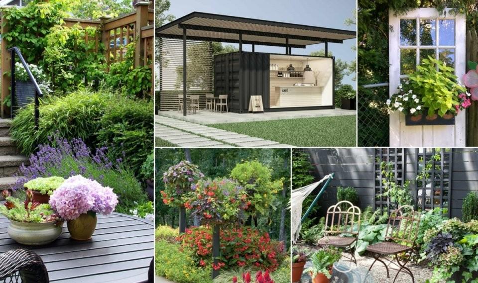 Eine Tote Ecke Im Garten Gestalten Mit Diesen 20 Ideen Könnte Es von Ecke Im Garten Gestalten Bild