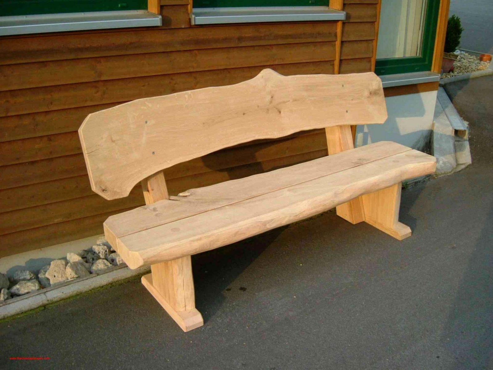 Einfache Holzbank Selber Bauen Genial Gartenbank Holz Selber Bauen von Gartenbank Holz Selber Bauen Bild