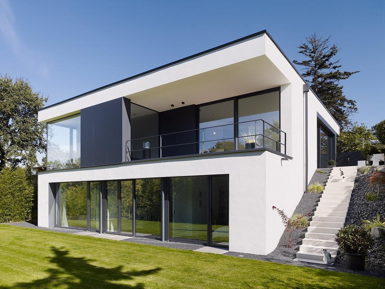 Einfamilienhaus Am Hang von Einfamilienhaus Am Hang Grundrisse Photo