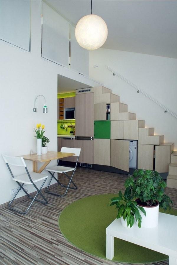 Einrichtungsideen Für Kleine Räume  11 Wohnungen Als Inspiration von Deko Für Große Räume Photo