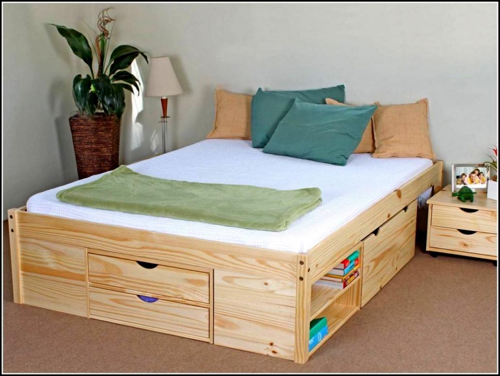 Elegant Von Stauraumbett 140X200 Selber Bauen Bett 294003 140 200 von Stauraumbett 140X200 Selber Bauen Photo