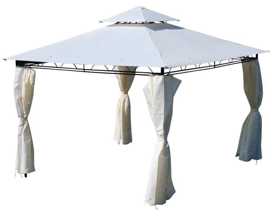 Eleganter Garten  Pavillon 3X3 Meter Dach 100% Wasserdicht Uv30+ von Pavillon Dach 3X3M Wasserdicht Bild