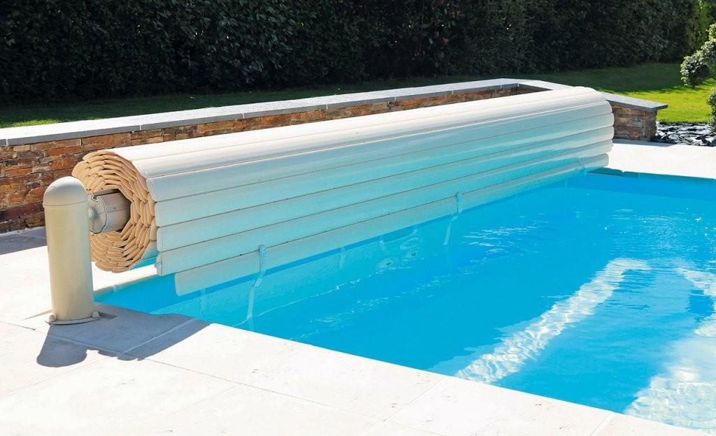 Elektrische Poolabdeckung – Oberflur – Desjoyaux Pools von Pool Winterabdeckung Selber Bauen Photo