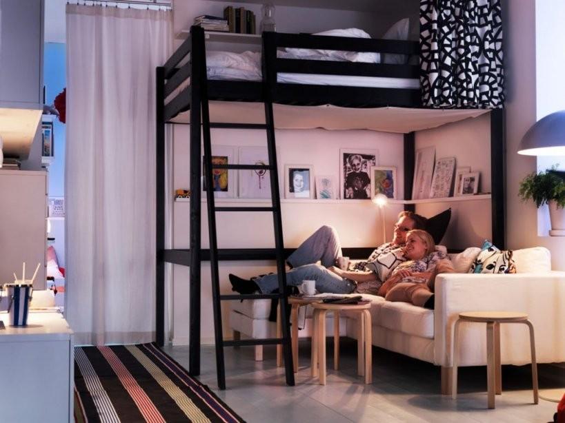 Ernsthaft Stilvolle Hochbetten Für Erwachsene  Um Den Raum Zu von Ikea Hochbett Für Erwachsene Photo