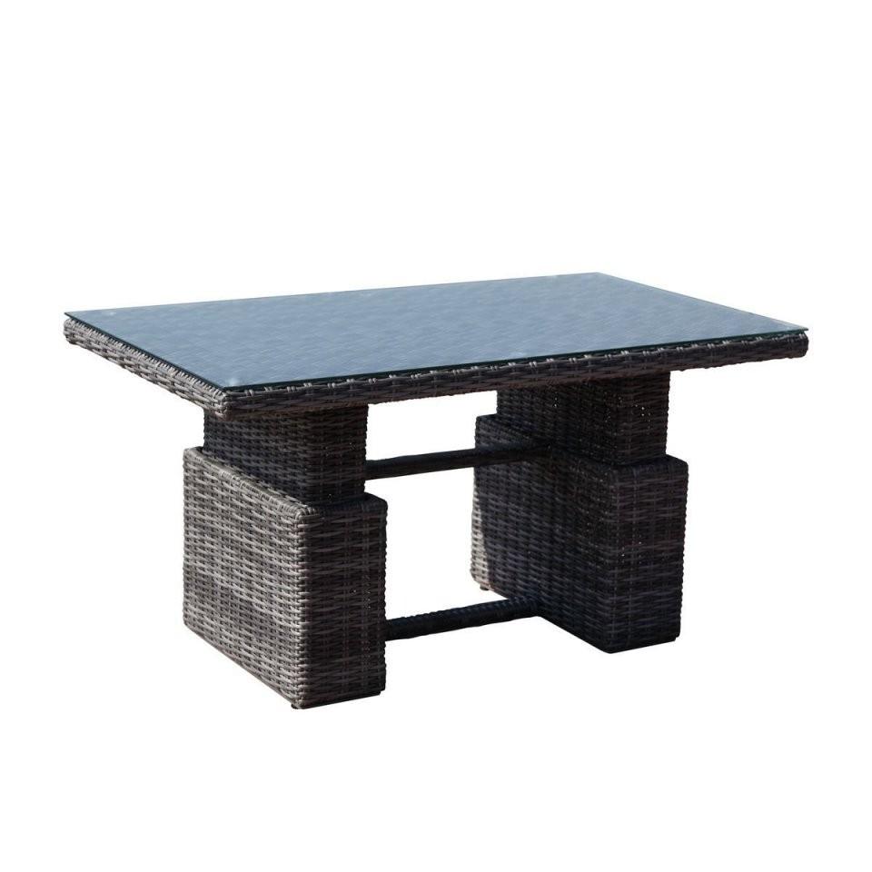 Esstisch Garten Lounge Luxus Sitzgruppe Esstisch Sitzgruppe von Polyrattan Eckbank Mit Esstisch Bild