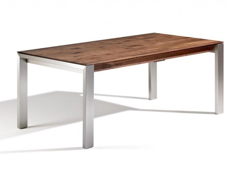 Esstische Aus Holz Und Metall Nach Den Eigenen Wünschen von Tisch Mit Metallgestell Und Holzplatte Bild