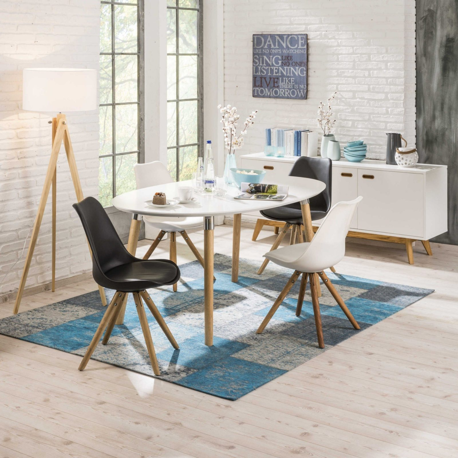 Esstische Ausziehbar Günstig Online Kaufen  Segmüller Onlineshop von Kleiner Küchentisch Zum Ausziehen Bild