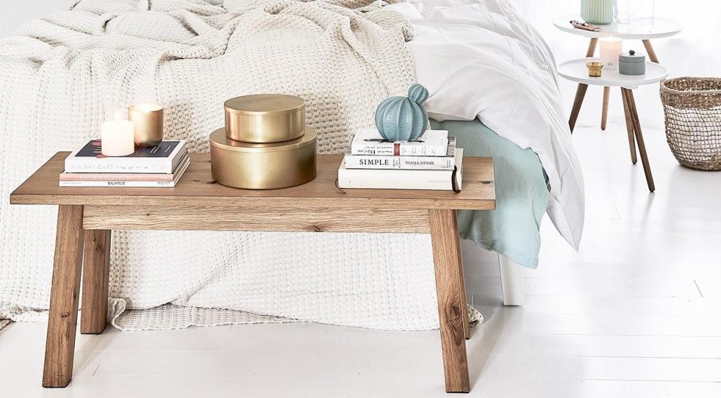 Esszimmerbänke  Sitzbänke ♥ Online Kaufen  Westwingnow von Bank Vor Dem Bett Photo