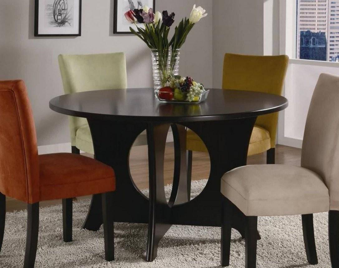 Esszimmersets Runder Tisch 2017 Zuhause Inspiration Design Von von Eckbank Für Runden Tisch Bild