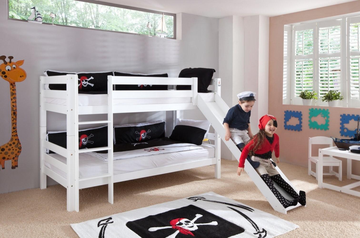 Etagenbett Mit Rutsche Günstig Online Kaufen  Real von Kinderhochbett Mit Rutsche Günstig Kaufen Bild